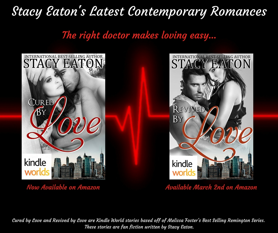 Stacy Eaton's Remington Kindle World Stories(1)